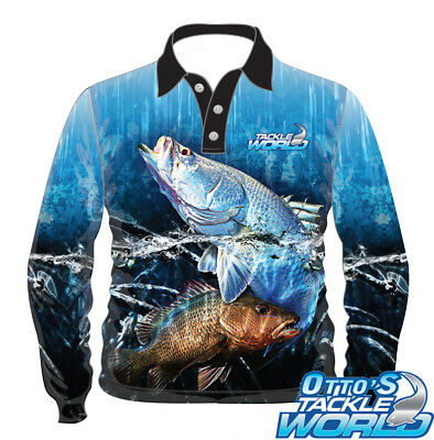 Tackle World Elite Fishing Shirt - Northern Series BRAND NEW at Otto's