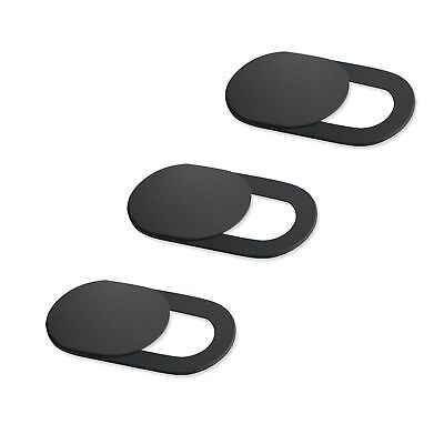 3Pack Webcam Cover 0.03in Ultra Thin iRush Web Camera Cover for Laptop, PC  Lot