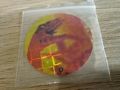 Jurassic Park Lost World collectible disc 10/32
