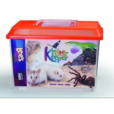 Lee's Pet Products - Kritter Keeper Rectangle - Medium