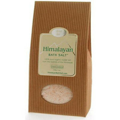 HIMALAYAN SALT - Himalayan Bath Salt Unscented - 35 oz.