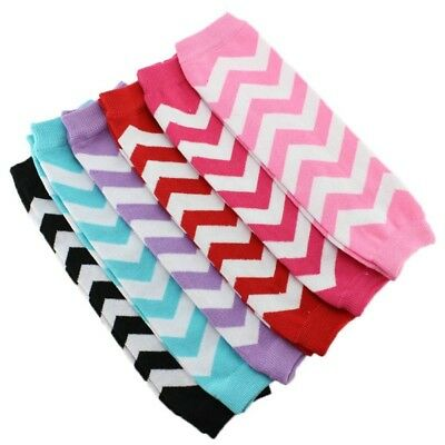 1 Pair Cotton Christmas Striped Leg Warmers Baby Boy's Girl's Baby Accessories