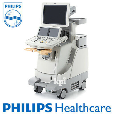 PHILIPS iE33 Ultrasound System Machine LIVE 3D/4D Volumetric with 1 Transducer