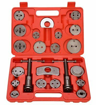 Universal 22pcs (VW) Disc Brake Caliper Piston Pad Auto Rewind Hand Tool Kits