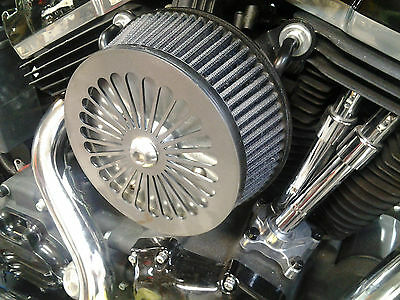 Harley Davidson Air Cleaner Cover