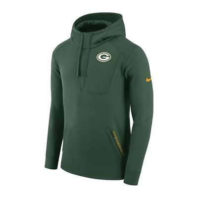 Nike NFL Green Bay Packers Fly Fleece PO Hoodie