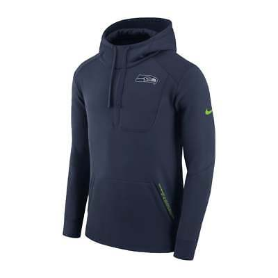 Nike NFL Seattle Seahawks Fly Fleece PO Hoodie