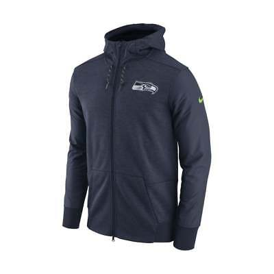 Nike NFL Seattle Seahawks FZ Travel Hoodie