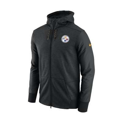 Nike NFL Pittsburgh Steelers FZ Travel Hoodie