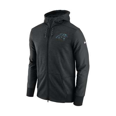 Nike NFL Carolina Panthers FZ Travel Hoodie