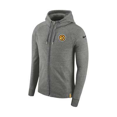 Nike NFL Pittsburgh Steelers AW77 FZ Hood