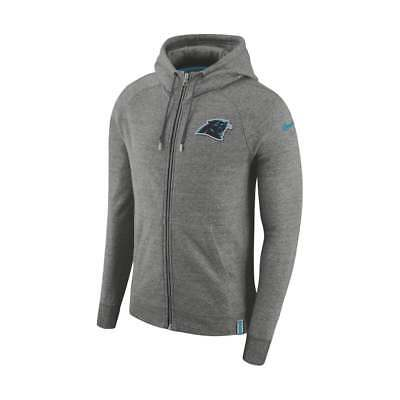 Nike NFL Carolina Panthers AW77 FZ Hood