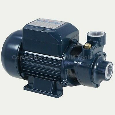 151112 Centrifugal Peripheral 1/2 HP Water Pump For Home Pond Garden Farm Tank