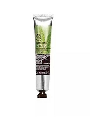 Bodyshop Hemp hand protector 30ml NEW