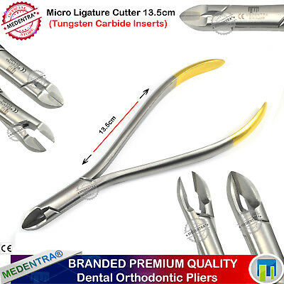 Dental Orthodontists/ Utility Soft Wire Pin/Ligature Cutter Cutting Pliers Micro