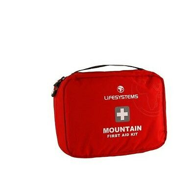 Lifesystems First Aid Kit, Mountain, Group Leader and Professional