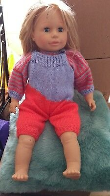 Zapf creation doll