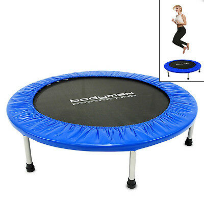 40 Inch Mini Trampoline Cardio Gym Trainer Fitness Exercise Workout Rebounder