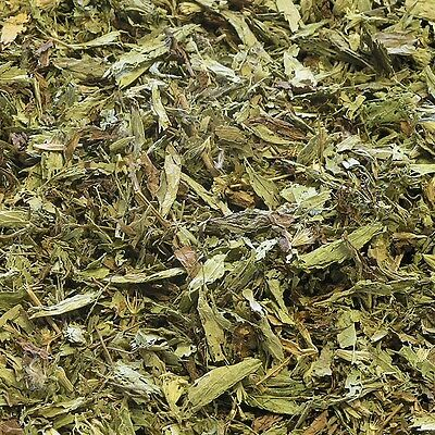 STEVIA LEAF Stevia rebaudiana DRIED HERB, Healing Herbal Tea 850g