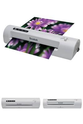 Durable Scotch Thermal 2 Roller System for Photo Documents Files Card Laminator