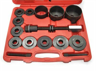 Front Wheel Drive Bearing Adapter Install Removal Service Puller Pulley Tool Kit