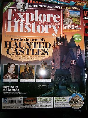 Explore History Magazine Issue 6 (new) 2016