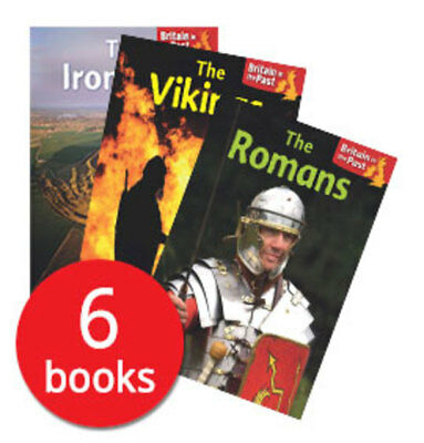 Britain in the Past Collection - 6 Books