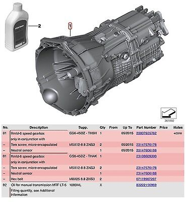 Zf 6 Speed Manual Gearbox Service Manual