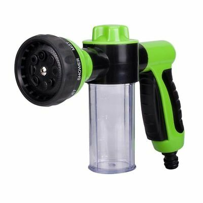 Garden Hose Nozzle Hand Water Sprayer Gun High Pressure Grip Trigger Hand Water