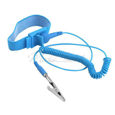 Electricity Anti-Static Grounding Wristband Wrist Strap Discharge Band