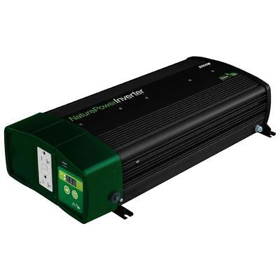Nature Power 38326 Pure Sine Wave Inverter with 55-Amp Charger, 2000-watt