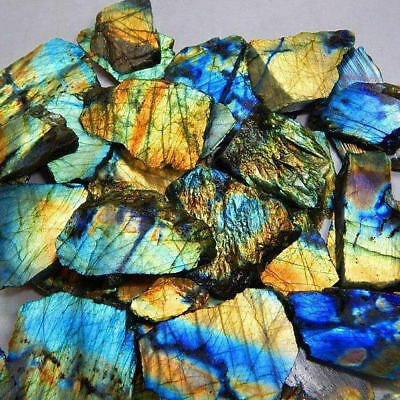 1310cts NATURAL MULTI FIRE SPECTROLITE LABRADORITE ROCK ROUGH SLAB,TILE GEMSTONE
