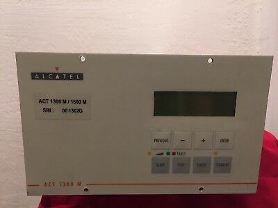Alcatel ACT 1300 M Turbo Pump Controller - 30% OFF + FREE SHIPPING