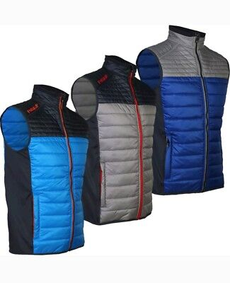 Mens Proquip Therma Pro Winter Golf Gilet. 2017. *new*