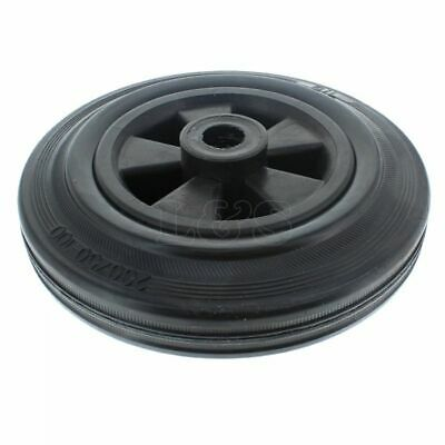 "8"" Rubber Castor Wheel Only"