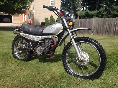 1975 Honda mt250  1975 honda mt250 elsinore  cr250
