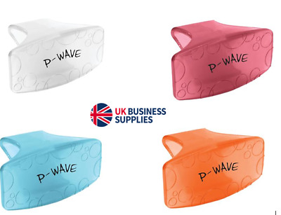 P-Wave Bowl or Rim Clip Deodoriser Supplies Proffessional Janitorial from £2.63