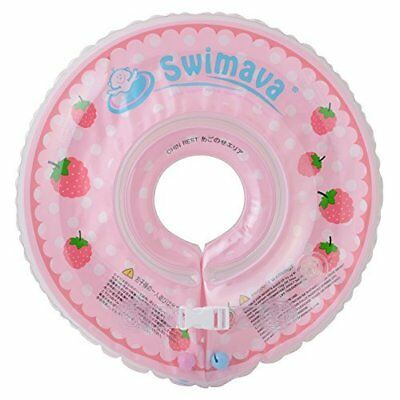 Swimava inner tube neck ring Pink Berry SW120PKB Japan Pump acces... from Japan