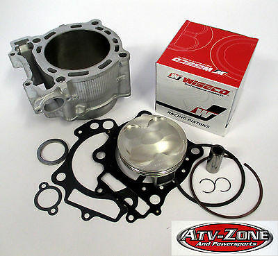 WISECO Piston with 95mm 12.5:1 STD Bore Cylinder & Gaskets YZ 450F 2003-2005
