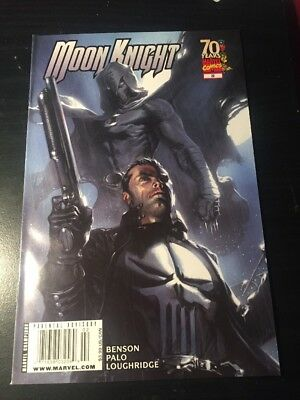 Moon Knight#26 Incredible Condition 9.0(2009) Palo Art!!