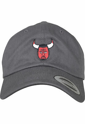 Turn Up Angry Dad Cap Streetwear Cappello Snapback