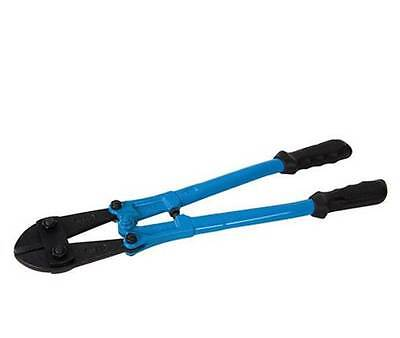 Silverline CT21 Bolt Cutters Length: 450 mm, Jaws Wide : 6 mm