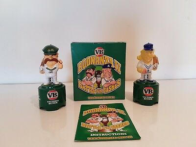 VB COLLECTABLE CRICKET FIGURINES x 5
