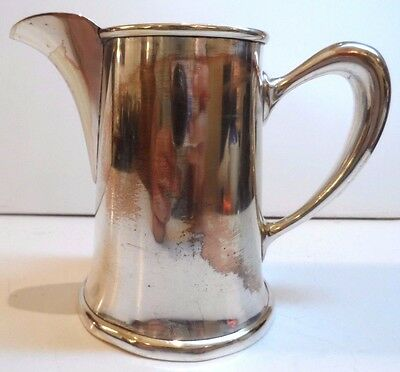 Christofle Silver Plated Creamer Milk