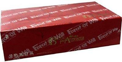 NEW Force of Will FoW Battle for Attoractia Booster Box x1 BFA Alice Cluster