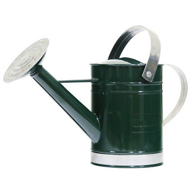 Holman WATERING CAN 1.8 Litre Double Handle Green
