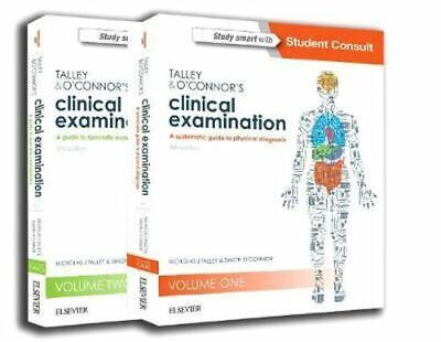 NEW Clinical Examination 8th Edition By Talley Paperback Free Shipping