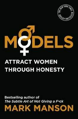NEW Models By Mark Manson Paperback Free Shipping