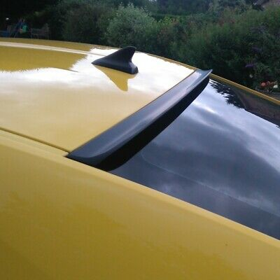 Flat Black VRS Type Rear Window Roof Spoiler For HYUNDAI Genesis Sedan 2012~14 ☢