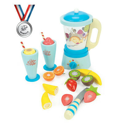 Le Toy Van Blender Set Fruit & Smooth / Smoothie Kitchen Play Toy